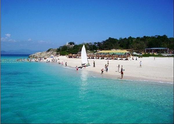 Остров пиратов о. Санья