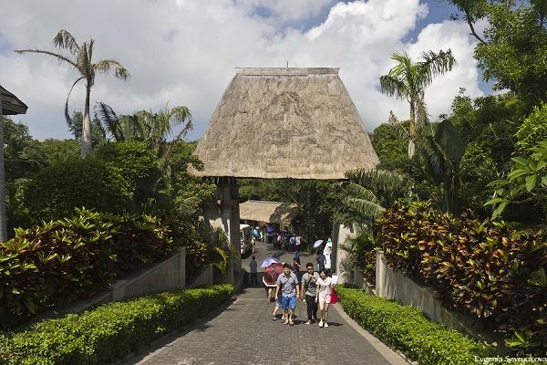 Парк Тропический Рай