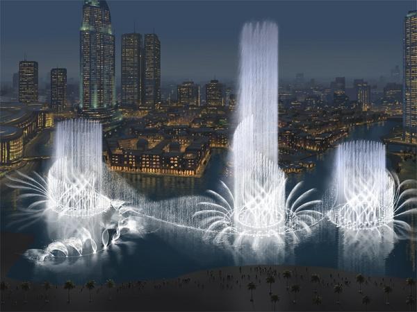 Развлечения Дубая ОАЭ