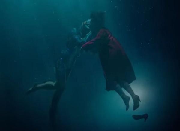 Форма воды Лучшие фильмы 2017
