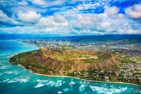Гонолулу - Оаху. Самые лучшие острова
