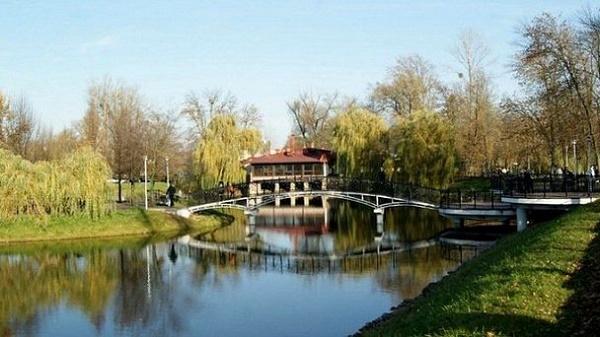 Достопримечательности Бреста. Городской парк