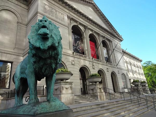 Институт Искусств Чикаго, самые большие музеи в мире