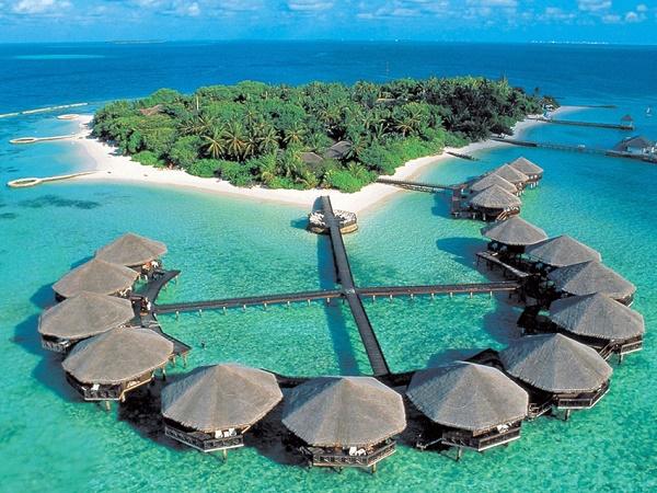 Мальдивские острова, страны с безвизовым режимом