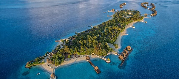 Самые маленькие государства Мальдивы