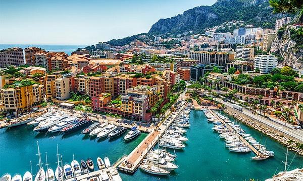 Монако Топ 10 самых маленьких государств