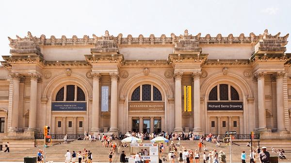 Музей Метрополитен, самые большие музеи в мире