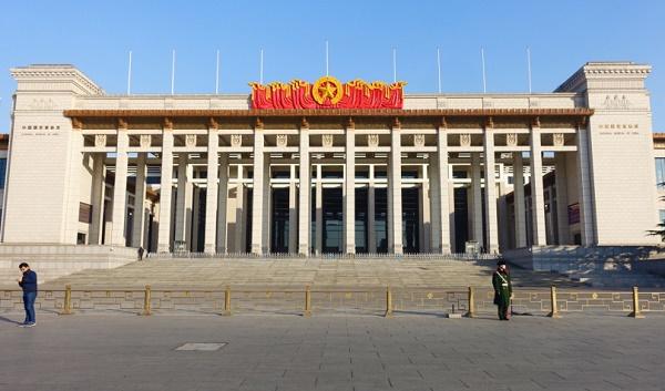 Национальный музей Китая, самые большие музеи
