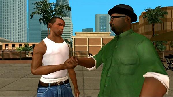 GTA: San Andreas, топ игр android