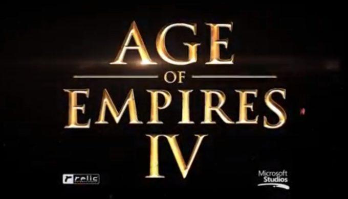 Age of Empries 4, самые ожидаемые игры
