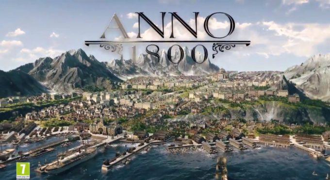 Anno 1800, самые ожидаемые стратегии