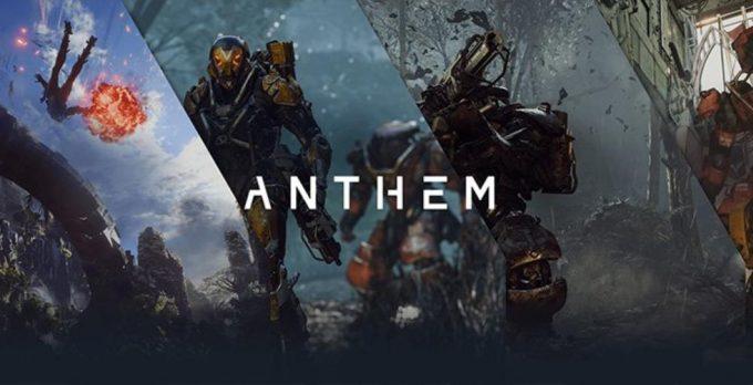 Anthem, RPG игры