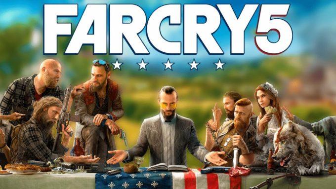 Far Cry 5, самые ожидаемые шутеры