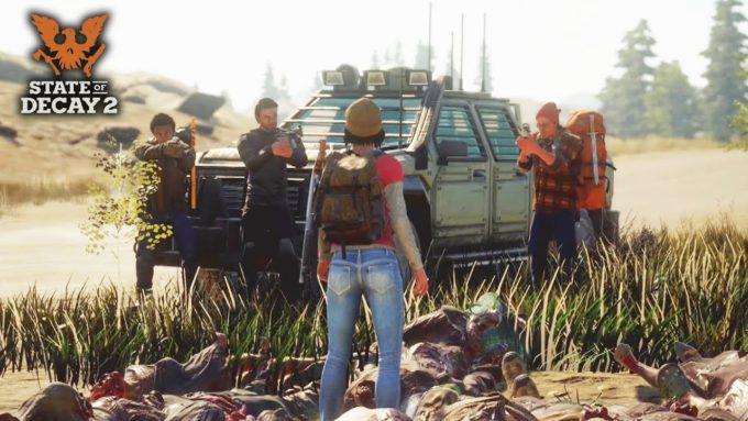 State of Decay 2, самые ожидаемые игры