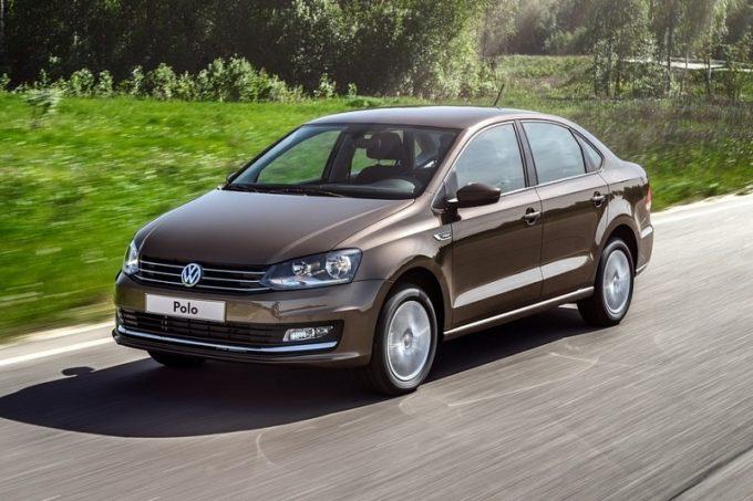 Volkswagen Polo, 6 место самых продаваемых автомобилей