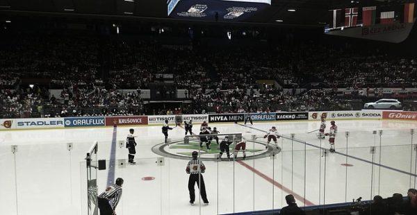 Хоккей, самый популярный вид спорта в России