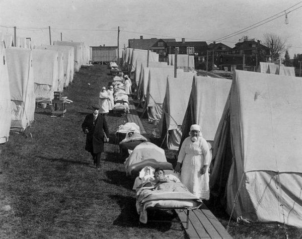 Пандемия гриппа 1968