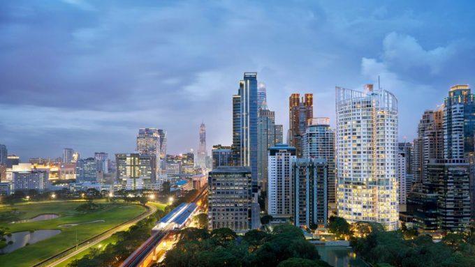 Anantara Baan Rajprasong Suites, Бангкок