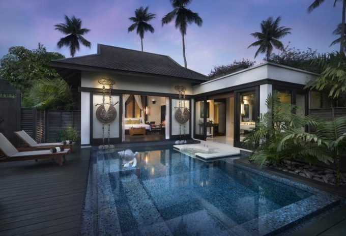 Anantara Phuket Villas, Пхукет