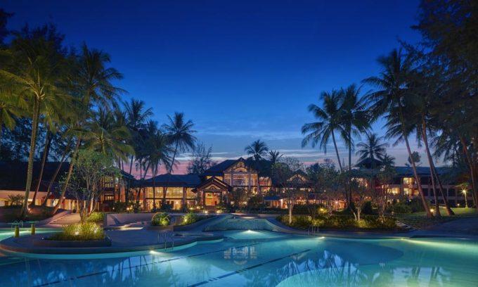 Dusit Thani Laguna Resort, Пхукет