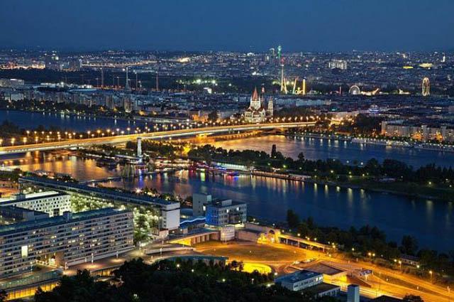 Топ 5 лучших городов для жизни