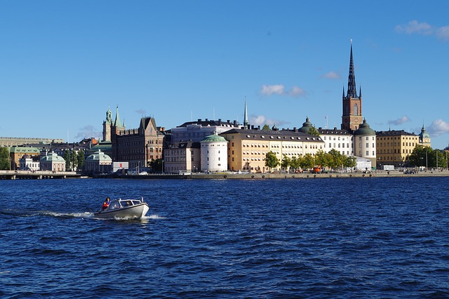 Швеция, Королевский дворец