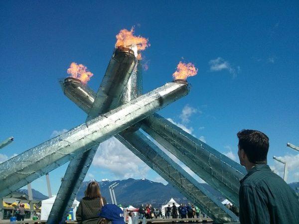 Ванкувер, Канада, Олимпийские игры