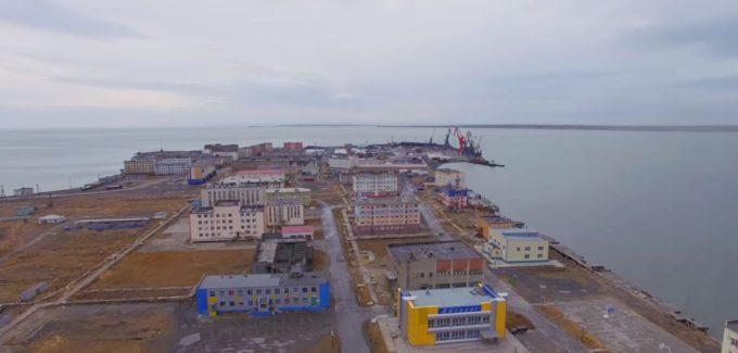Певек Чукотский автономный округ