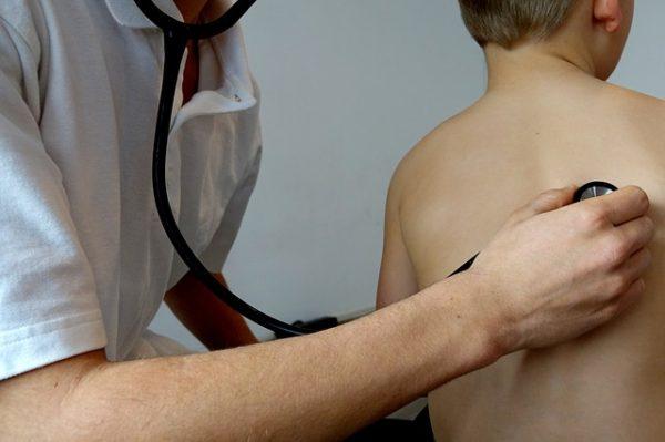 Заболенивания нижних дыхательных путей