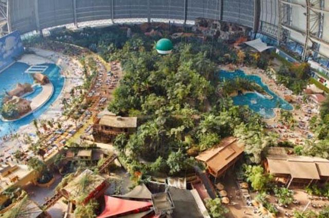 Топ 10 самых больших аквапарков в мире