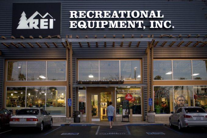 Компания Recreational Equipment