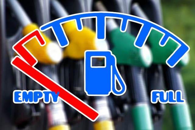 Топ 10 регионов с самой низкой ценой на бензин