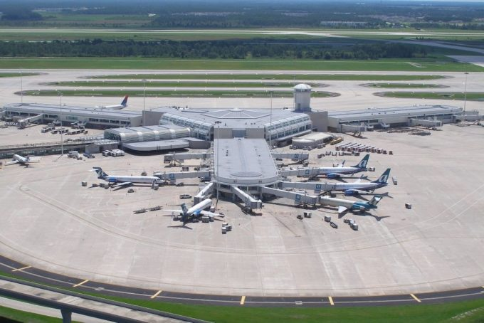 Международный аэропорт Орландо