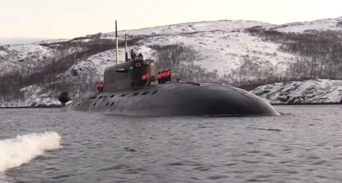 Проект Кондор, подводная лодка Псков