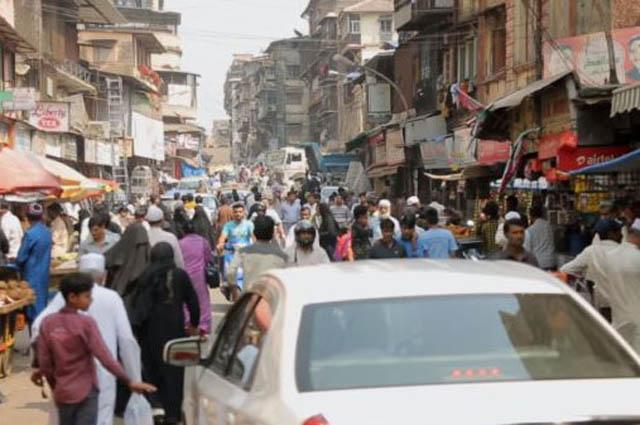 Самые густонаселённые города в мире