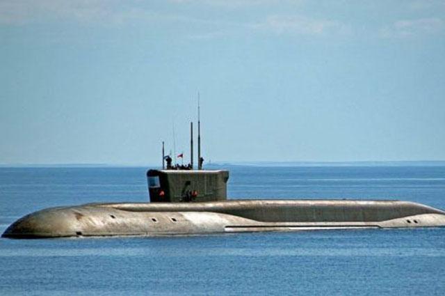 Топ 10 самых больших подводных лодок