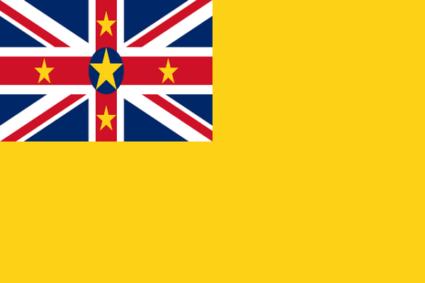 Ниуэ флаг