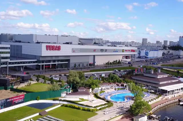 Самые большие торговые центры России