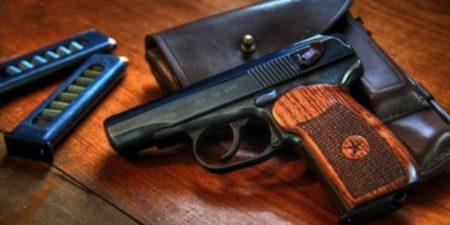 Пистолет Макарова 2