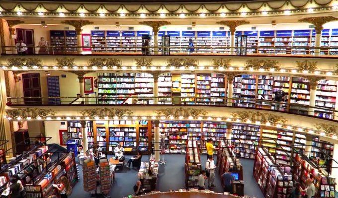 Libreria El Ateneo Grand Splendid foto 1