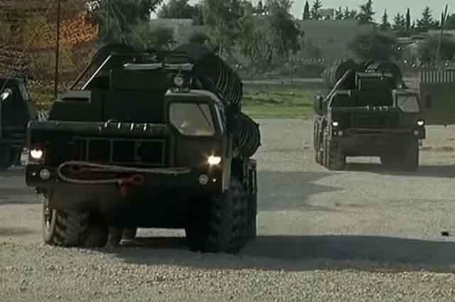 С-400 в Сирии