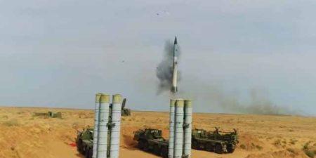 Триумф С-400 пуск ракеты
