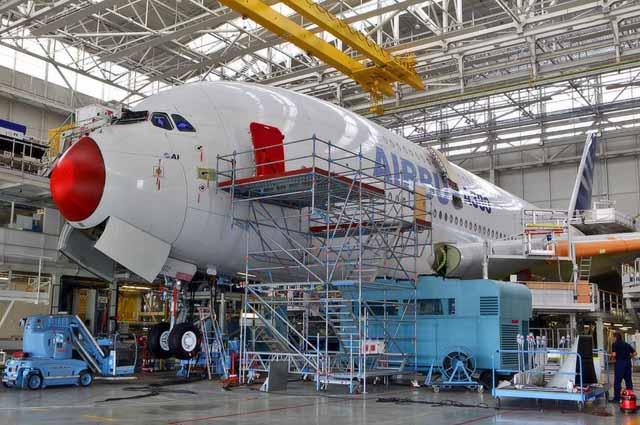 airbus plant