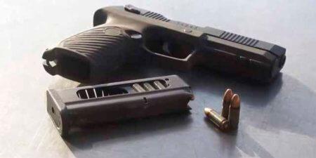 Новый пистолет Удав