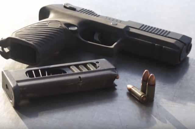 Пистолет 'Удав'
