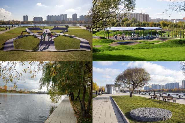 850-летие Москвы парк