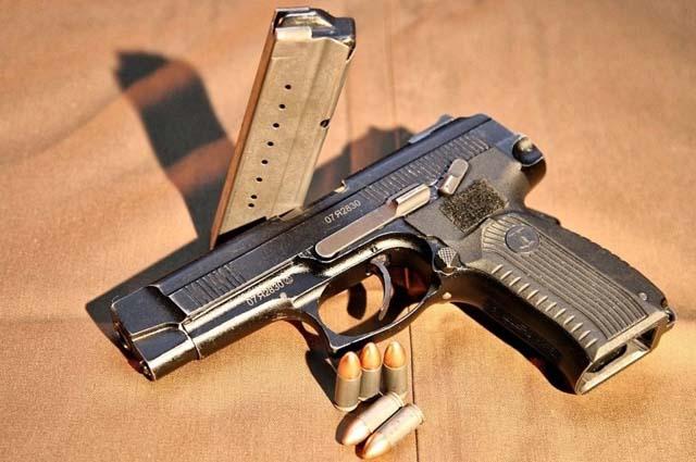 Самые скорострельные пистолеты
