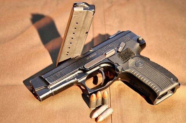 Пистолет дротик