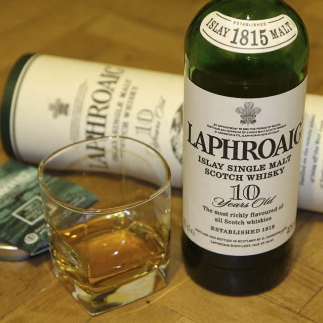 Виски Laphroaig