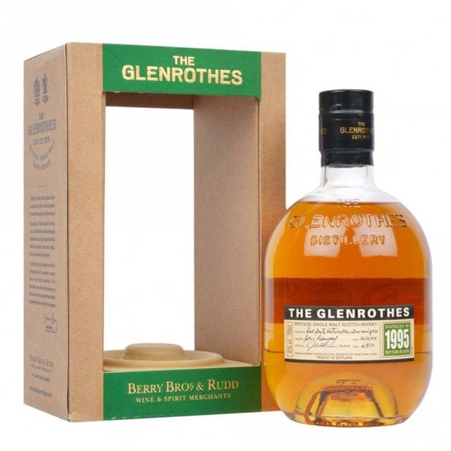 Glenrothes Single Speyside Malt